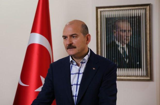 Süleyman Soylu'dan Alman şirketlerine soruşturma açıldığı iddialarına ilişkin açıklama