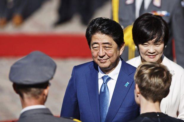 Japon First Lady, Trump'la konuşmamak için İngiliz bilmiyormuş gibi mi yaptı?