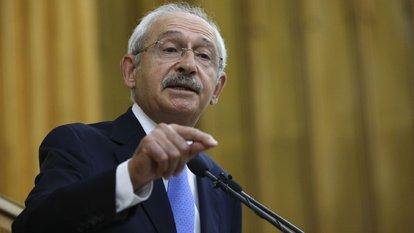 Kılıçdaroğlu: İsrail'in müdahalesi kabul edilemez