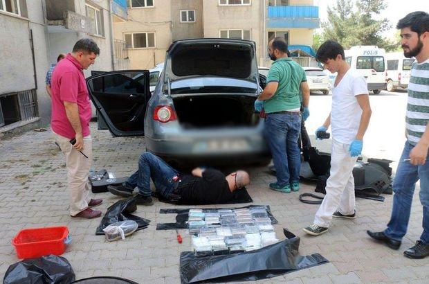FETÖ'den ihraç edilen polis, kaçakçılık yaparken yakalandı
