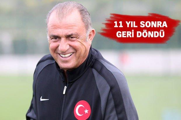 Fatih Terim'in yeni yardımcısı Mehmet Özdilek