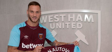 West Ham United Marko Arnautovic'i transfer etti