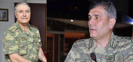 Darbeye karşı duran komutanlar Ali Çardakçı ve Musa Çitil terfi etti