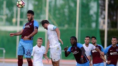 Trabzonspor, Gyori'ye yenildi