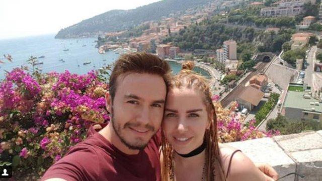 Mustafa Ceceli ile Selin İmer'den ilk fotoğraf