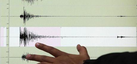 Çanakkale'de 4,3 büyüklüğünde deprem meydana geldi