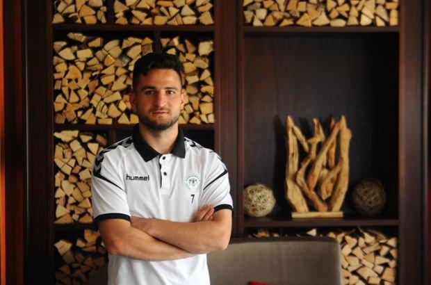 Konyasporlu Ömer Ali Şahiner, Galatasaray'a gönderme yaptı