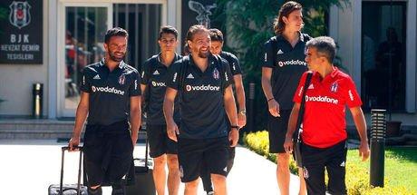 Beşiktaş 3 hazırlık maçı için İspanya'ya gitti