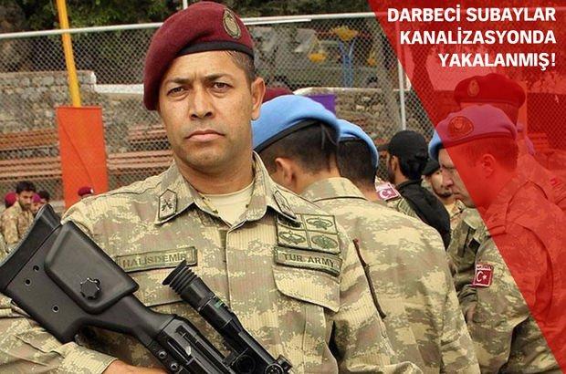 Şehit Ömer Halisdemir'in habercisi 15 Temmuz gecesini anlattı