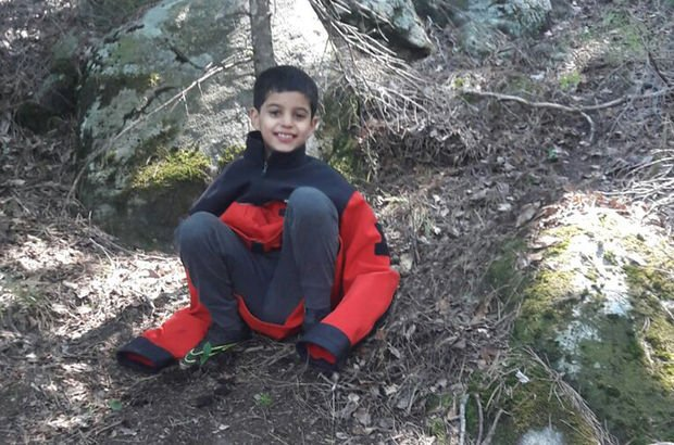 Katarlı kayıp çocuktan iyi haber! JAK timleri buldu