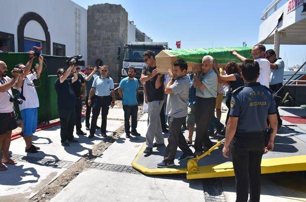 Depremde hayatını kaybeden Sinan Kurtoğlu'nun cenazesi Türkiye'ye getirildi