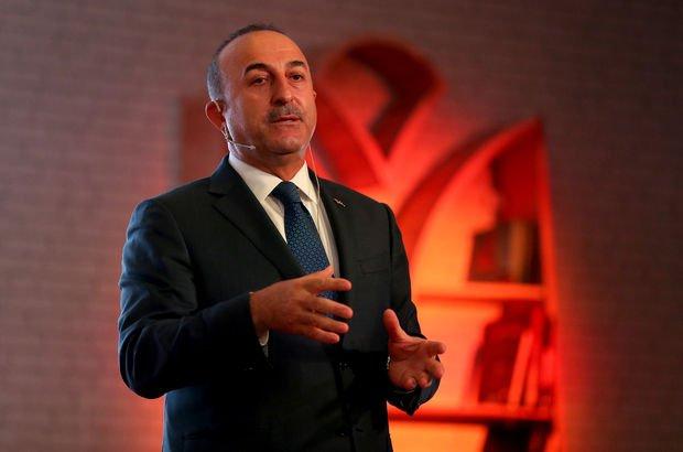 Çavuşoğlu'ndan Mısır Dışişleri Bakanı'na Mescid-i Aksa telefonu!