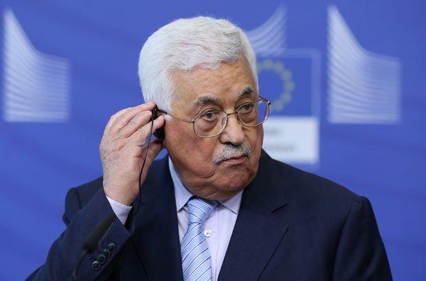 Mahmud Abbas Filistin Mescid-i Aksa