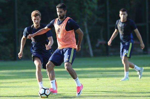 Fenerbahçe'de Sturm Graz hazırlıkları sürüyor