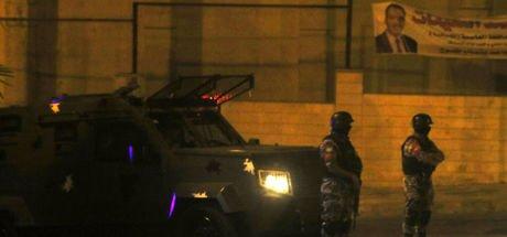 Ürdün'deki İsrail Büyükelçiliği binasında ateş açıldı: 1 ölü, 1 yaralı