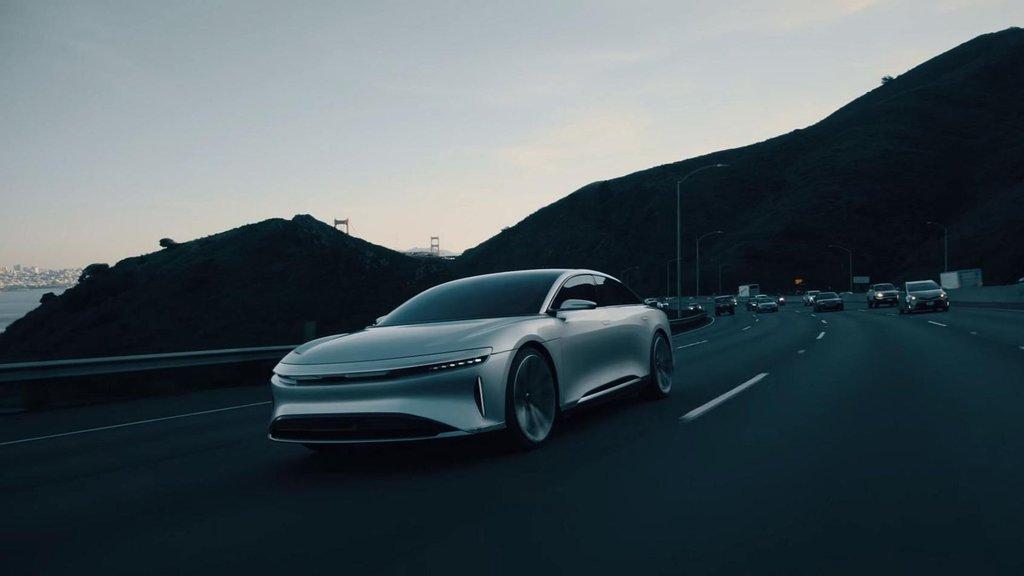 Tesla'ya hızlı rakip!