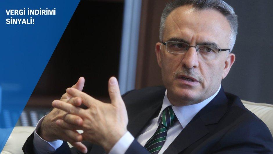 Maliye Bakanından iki müjde, bir uyarı