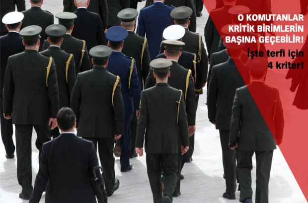 Binali Yıldırım TSK YAŞ Yüksek Askeri Şûra