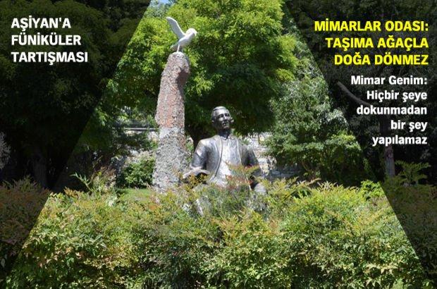 İstanbul Aşiyan Parkı Orhan Veli