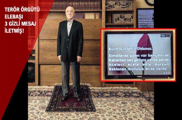 FETÖ Fetullah Gülen ABD Amerikan Wall Street Journal Gazetesi fotoğraf şifre