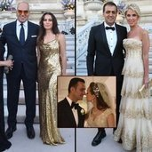 İş ve siyaset dünyasının önde gelen isimleri, önceki akşam Ömer Gürsoy-Gökçe Atakaş çiftinin düğün töreninde bir araya geldi.