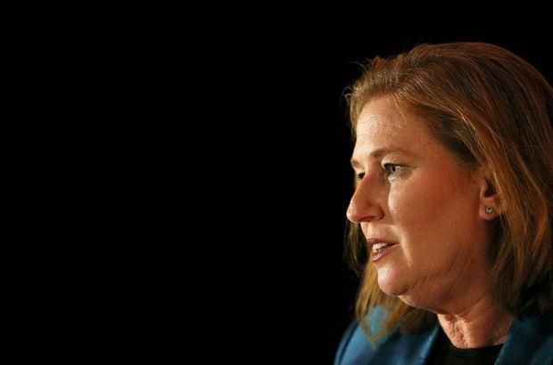 İsrail eski Dışişleri Bakanı Tzipi Livni: Müslüman dünyayla savaşın eşiğindeyiz