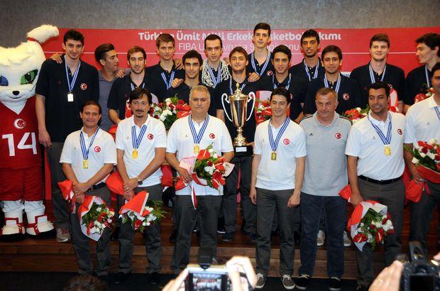 Türkiye - Ukraynayı 85-82 yendi