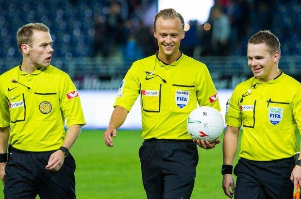 Fenerbahçe-Sturm Graz maçının hakemi Nilsen