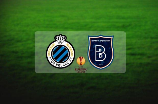 Club Brugge - Başakşehir maçı hangi kanalda?