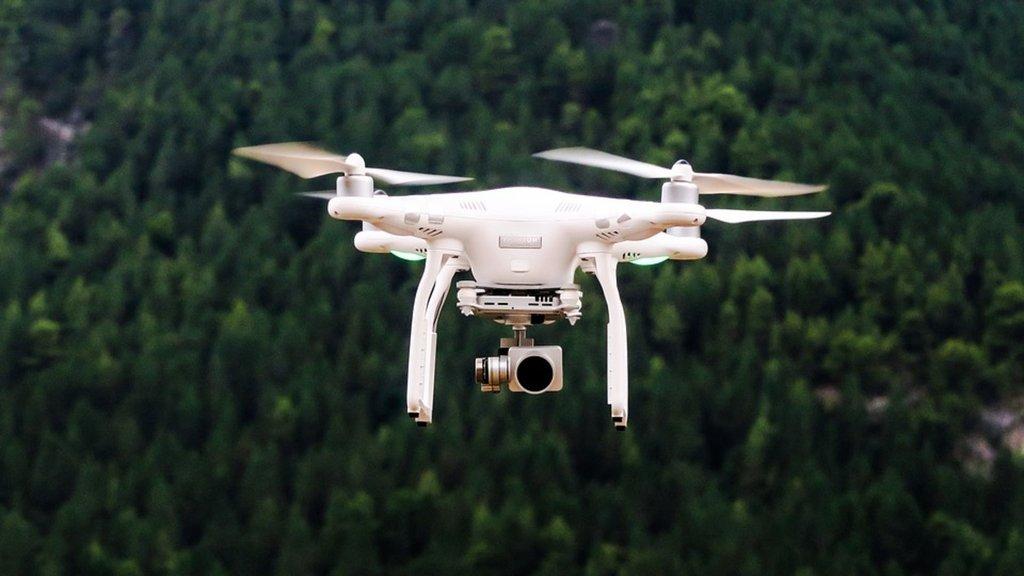 Drone'lara vergi!