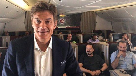 THY, Dr. Öz ile uçacak