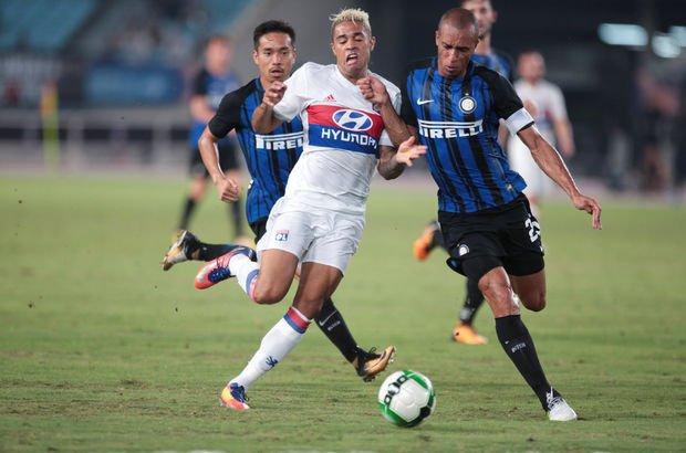 Inter, Lyon'u 2017 Uluslararası Şampiyonlar Kupası'nda 1-0 yendi