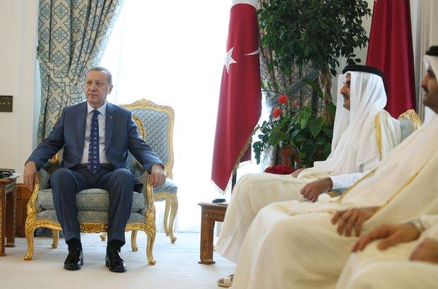 Erdoğan'ın Körfez turuyla ilgili açıklama!