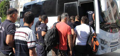 FETÖ'den tutuklananlar ve gözaltına alınanlar (24 Temmuz 2017)