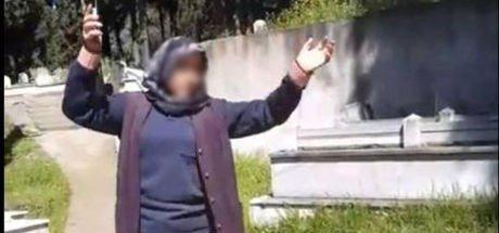 Zonguldak'ta mezarlıkta müzik eşliğinde oyun oynadığı iddiasıyla 2 işçi işten çıkarıldı