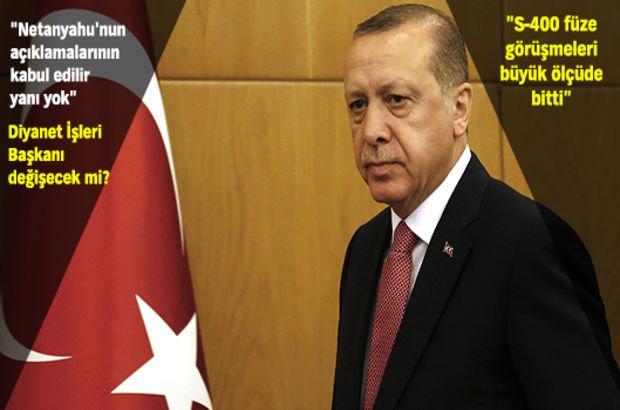 Erdoğan: İsrail attığı adımlarla yalnızlığa gidiyor
