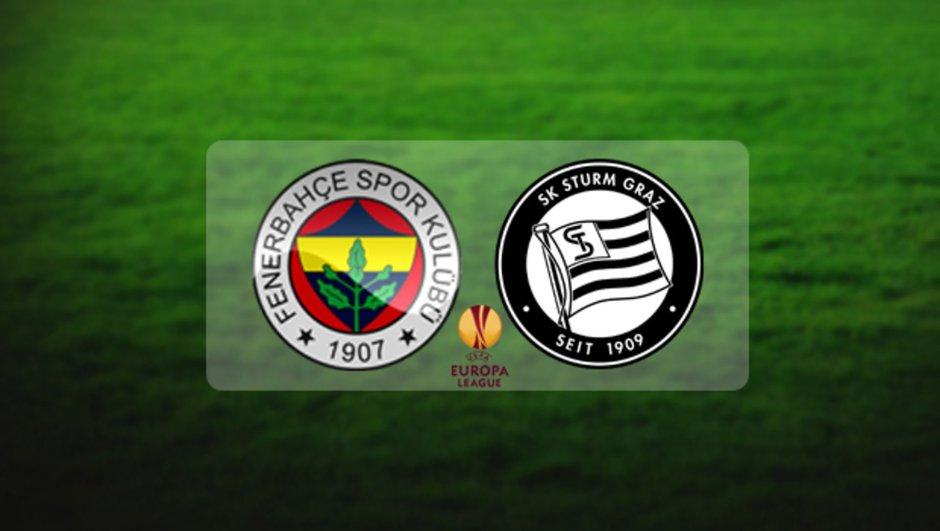 Fenerbahçe Sturm Graz