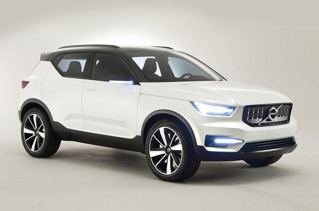 Volvo'nun yeni modeli XC40 geliyor! Peki rakipleri kim