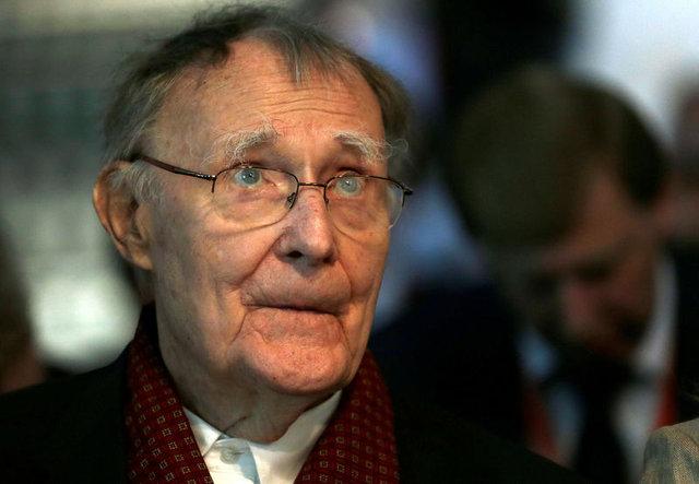 IKEA'nın sahibi Ingvar Kamprad hayatını kaybetti... İşte Kamprad'ın sıra dışı hayat hikâyesi