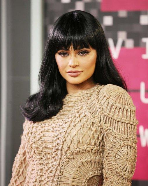 Kylie Jenner hacklendi! Çıplak fotoğraf şoku!