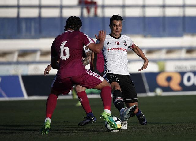 Beşiktaş: 2 - Real Valladolid: 2   MAÇ SONUCU! Beşiktaş hazırlık maçı sonucu