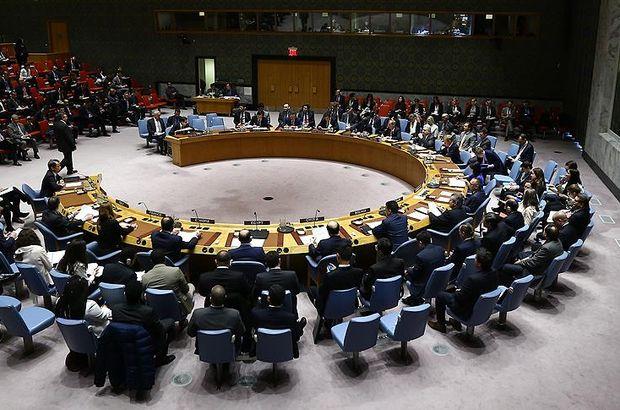 Birleşmiş Milletler'den