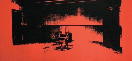 Alice Cooper, deposunda Andy Warhol'un eserini buldu