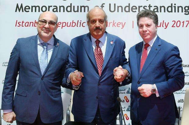 Albaraka Bankacılık Grubu ve Libyan Foreign Bank'tan işbirliği