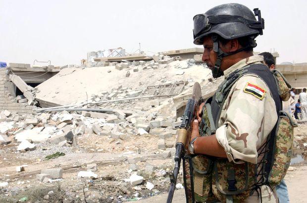 Irak ordusundan Telafer yakınlarına askeri sevkiyat