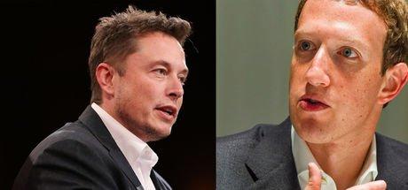Elon Musk ve Mark Zuckerberg atışması hararetlendi