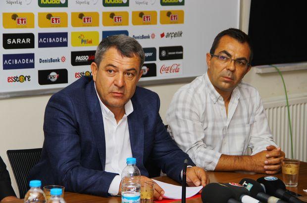 Eskişehirspor Başkanı Sinan Özeçoğlu transfer yasağıyla ilgili konuştu