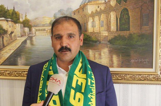 Şanlıurfaspor Başkanı, ligden çekilebileceklerini açıkladı