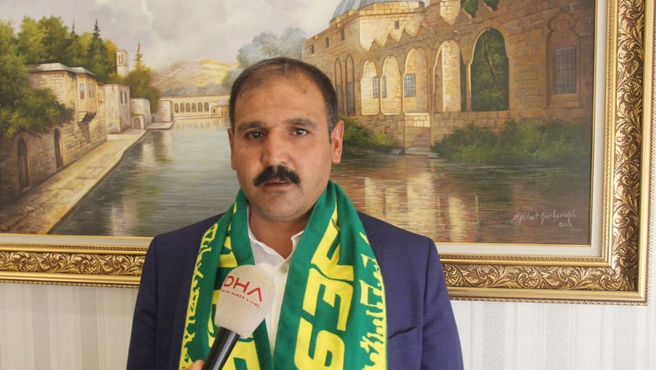 Ş.Urfa'dan ligden çekilme açıklaması