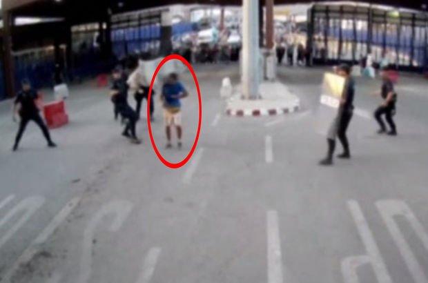 İspanya-Fas sınırında polise bıçaklı saldırı!